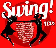 CD swing! de various artists 4cds