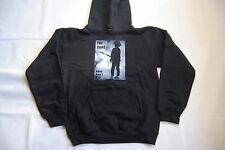 THE CURE BOYS DON'T CRY HOODIE HOODED SWEATSHIRT SMALL NEW OFFICIAL ROBERT SMITH