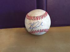 KYLE CRICK SIGNED  ARIZONA FALL LEAGUE BASEBALL/SAN FRANCISCO GIANTS MAJORS