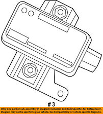 CHRYSLER OEM Tire Pressuring Monitoring TPMS-Control Module 56029470AD