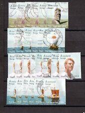 Noruego Thor Heyerdahl Fina: 2014 usado Set (cuatro valores)