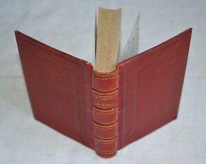 POESIES DE FRANCOIS COPPEE1864 - 1869 ED LEMERRE 1870 BE