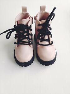 ZARA BABY GIRL BOOTS