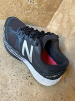 New Balance Black Mens Fresh Foam Trainer Running Lace Up Sneaker Shoes Sz 11.5