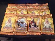 MTG MAGIC LOT DE 12 BOOSTERS DRAGON'S MAZE (LABYRINTHE DU DRAGON) EN FRANCAIS