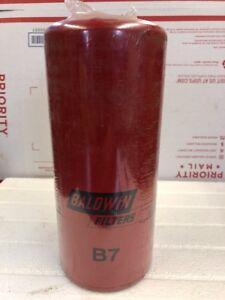 Engine Oil Filter Baldwin B7