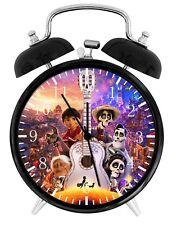Disney Coco Movie Alarm Desk Clock Home or Office Decor F55 Nice Gift