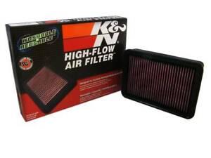 Nissan D40 Navara K&N Panel Air Filter 2.5TD 10-11