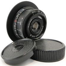 1972! =First Release= INDUSTAR 50-2 Lens Canon EOS EF Mount 7D 6D 5D MARK II III