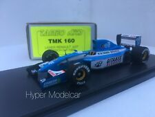 Tameo Kit 1/43 F1 Ligier Renault JS37 #26 French Gp 1992 E. Comas Art. TMK160