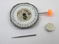 Miyota 1M12 Quartz Watch Movement Date @ 3 - New with Battery & Stem