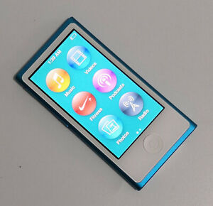 Apple iPod Nano 7th 8th Generation (16 GB) MP3 Player-All Colours