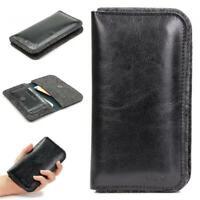 Urcover® Universal 4 Zoll Handy Schutz Hülle Case Cover Smartphone Tasche