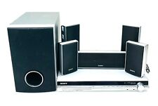 Sony - HCD-HDZ235 5.1-Ch Home Theater DVD Receiver and Speakers