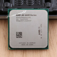 100% OK(AD660KWOA44HL)AMD A8-Series A8-6600K 3.9GHz Processor Socket FM2 CPU
