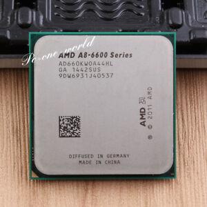 100% OK(AD660KWOA44HL)AMD A8-6600K 4M 3.9GHz Processor Socket FM2 Quad core CPU