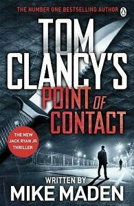 Tom Clancy's Point of Contact: INSPIRATION FOR THE THRILLING AMAZON PRIME SERIES