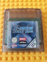 X-Men Mutant Wars for Nintendo Gameboy Color  Video Game Cartridge Only