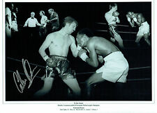 Colin JONES Signed Autograph Boxer 16x12 Montage Photo AFTAL COA