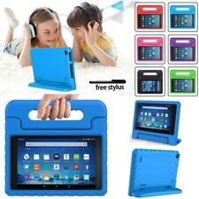 Kids Safe Case Handle EVA Cover Stand For Amazon Kindle Fire 7 / HD 8 Alexa
