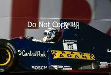 Nicola Larini Modena Team SpA Lambo 291 F1 Season 1991 Photograph 4