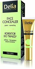 Delia Green face mineral concealer for capillaries & skin imperfections 10ml