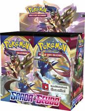 Pokémon Spada e Scudo Busta Carte da Gioco Set di 10