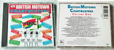 BRITISH MOTOWN CHARTBUSTERS VOL. 1 - Jimmy Ruffin, Marvelettes,.. 1989 Tamla CD