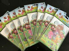 8 Packs Moshi Monster Invite Cards (48 Invites & Envelopes Included) NEW