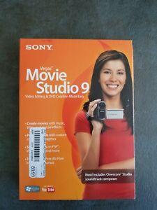 Sony Vegas Movie Studio 9 Professional Video Production - Free Shipping
