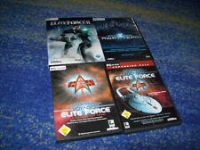 Star Trek Voyager Elite Force PC TEIL 1 + 2 + Expansionspack + mehr Sammlung