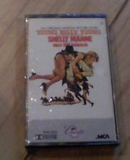 Young Billy Young Soundtrack Cassette SEALED