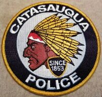 PA Catasauqua Pennsylvania Police Patch