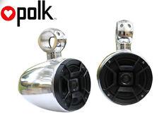 Angle Free Mountable Aluminum Polished Pods Polk Db652 300Watt Speaker defect