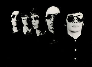 FLAMIN' GROOVIES ~ Orig 1976 promo photo. EX.