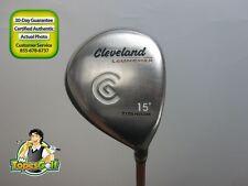 Cleveland Launcher 3 Wood 15 deg  Graphite Regular Flex Junior Length 23798A