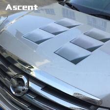 Car Decoration Hood Vivid 3D SUV Fender Vent Air Stikcer Universal Decal 2Pack