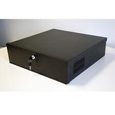 Smart Security Club Heavy Duty DVR Lock-Box, 16 Gauge, 18 x 18 x 5 inch, Fan