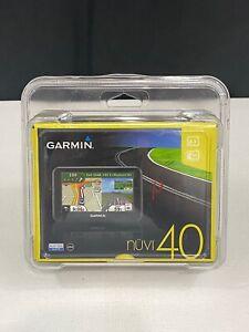 Garmin Nuvi 40 4.3-inch Portable GPS Navigator