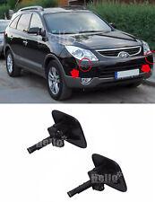 Genuine Head Lights Washer Nozzle Cover LH RH For 07- 12 HYUNDAI VERACRUZ : ix55