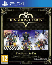 KINGDOM HEARTS THE STORY SO FAR 1.5 + 2.5 HD + 2.8 COLLEZIONE COMPLETA PS4