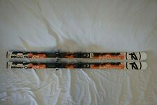Rossignol World Cup FS FIS Skis 175 Cm with Rossignol Axial2 Bindings