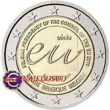 2 Euro Commémorative Belgique 2010 - Présidence de l'UE