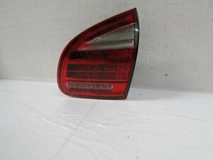 2011 2012 2013 2014 PORSCHE CAYENNE OEM RIGHT LID MOUNTED TAIL LIGHT T1