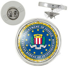 Pin's Pins Badge FBI Federal Bureau Of Investigation