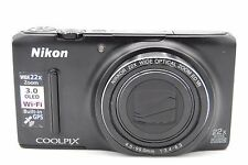 Nikon Coolpix S9500 18MP 3'' SCREEN 22X DIGITAL CAMERA (NO ACCESSORIES)