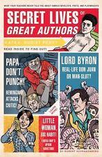 Secret Lives of Great Authors