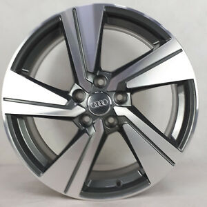 Audi Original   Q2  18 Zoll   Neu  81A601025G 5 Arm-Dynamik-Design
