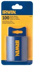 Irwin 2083200 100 Count Carbon Standard Utility Blades
