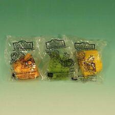 3 McDonalds Happy Meal Toys 1998 Disney Lion King II Simba's Pride Unopened BNIP